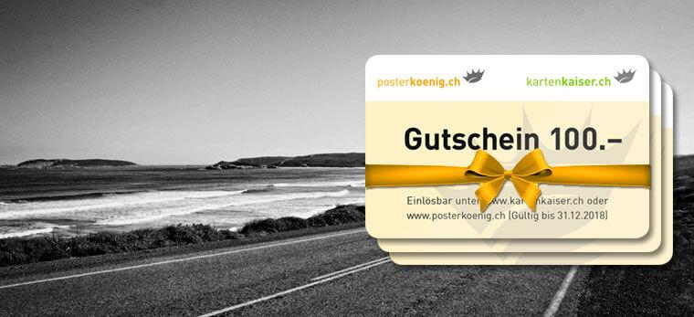 Gutschein posterkoenig.ch